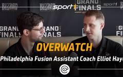 In einem interview sprach SPORT1 mit Philadelphia-Fusion-Assistant-Coach Elliot Hayes über die Erwartungen an das Finale und mehr