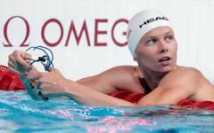Schwimmen: Britta Steffen geschockt nach Doppel-Rücktritt , Britta Steffen gewann 2008 bei den Olympischen Spielen zwei mal Gold