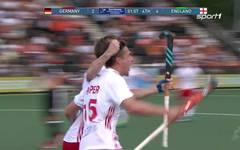 Deutsche Hockey-Herren unterliegen England 2:4