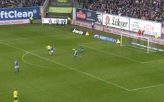 Hansa Rostock - Carl Zeiss Jena (1:2): Tore und Highlights   3. Liga