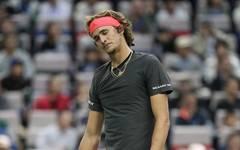 Tennis: Alexander Zverev verliert gegen Novak Djokovic in Shanghai