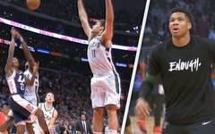 NBA: Clippers und Milwaukee Bucks setzen bei Overtime-Krimi Zeichen gegen Gewalt