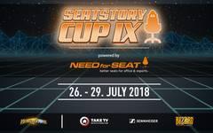 Einmal mehr treffen einige der besten Hearthstone-Player in Krefeld aufeinander. TaKeTV lädt zum SeatStory IX Cup und bietet einen Prizepool mit 20.000 US-Dollar.