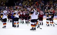 Für die DEB-Jungs wird es nach der Niederlage gegen Lettland richtig schwer