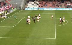 Energie Cottbus - 1. FC Kaiserslautern (1:1): Tore und Highlights   3. Liga