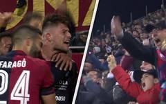 Cagliari Calcio - AS Rom (2:2) - Tore und Highlights im Video | Serie A