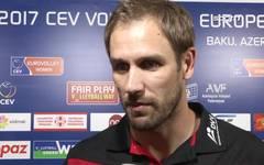Volleyball-EM: Spielerin Fromm und Trainer Koslowski ziehen Bilanz über das Turnier.