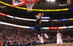 NBA: Zach LaVine mit irrem 360°-Dunk bei Sieg Chicago Bulls
