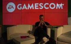 Gamescom 2018: SPORT1 eSports testet das neue FIFA 19 in Köln