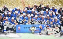 Finnland ist zum dritten Mal Eishockey-Weltmeister