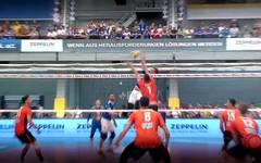 Volleyball Bundesliga: Berlin Recycling Volleys - SWD powervolleys Düren LIVE