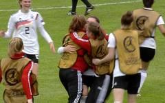 U17 EM Frauen: Deutschland nach Sieg gegen Portugal im Finale