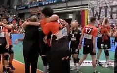 Berlin gewann den Titel gegen Friedrichshafen