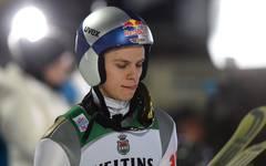 Skispringen: Andreas Wellinger fällt nach Kreuzbandriss monatelang aus, Andreas Wellinger fällt nach einem Kreuzbandriss für viele Monate aus