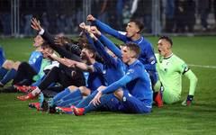 Nach dem Coup gegen Real Madrid steht die U19 der TSG 1899 Hoffenheim im Halbfinale der Youth League.
