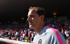 Thomas Tuchel steht seit dieser Saison bei Paris Saint-Germain an der Seitenlinie