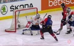 Der EHC Red Bull München (in weiß) unterlag im Finale der CHL den Frölunda Indians
