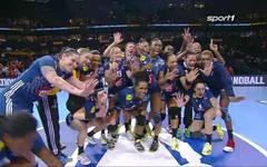 Handball WM: Schweden verliert gegen Frankreich