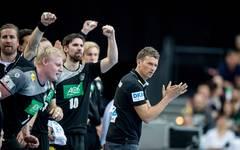 Christian Prokop (rechts) will mit Deutschland bei der Heim-WM glänzen