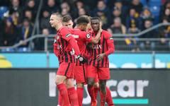 Der SV Wehen Wiesbaden eilt in der 3. Liga von Sieg zu Sieg