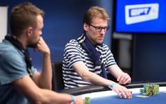 Christoph Vogelsang kam beim teuersten Turnier des Jahres nicht ins Geld