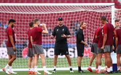 Der FC Liverpool bestritt vor dem Champions-League-Finale gegen Tottenham ein ungewöhnliches Testspiel