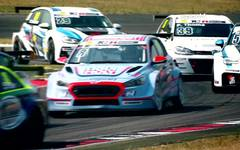 Entscheidung in Hockenheim: Mega-Finale in TCR Germany