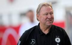 Fußball: Horst Hrubesch erhält Walther-Bensemann-Preis 2018, Horst Hrubesch führte viele Talente in den Profi-Fußball