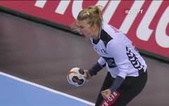 Die Niederlande spielen gegen Schweden bei der Handball WM 2017 um Platz 3