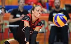 Lenka Dürr wird in den kommenden beiden Jahren für Dresden spielen