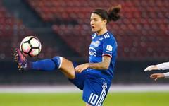 Dszenifer Marozsán spielt das Champions-League-Finale in ihrer Geburtsstadt Budapest, wo ihre ganze Familie zuschaut