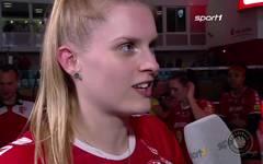 Volleyball-Bundesliga: Anne Hölzig und Denise Hanke im Interview
