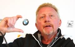 Boris Becker fungiert beim DTB als Head of Men's Tennis