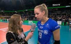 Leid und Freud liegen im Frauen-DVV-Pokalfinale nah beieinander