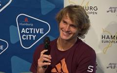 Tennisprofi Alexander Zverev: Frage nach Freundin sorgt für Lacher