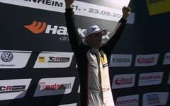Harald Proczyk übernimmt durch seinen Triumph die Führung in der Gesamtwertung vor dem letzten Rennen