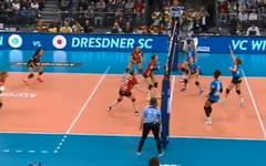 Gegen Wiesbaden gelang dem Dresdner SC ein souveräner Sieg