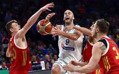 BASKETBALL-EURO-2017-GRE-RUS