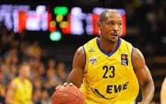 Basketball, BBL: Würzburg - Oldenburg LIVE im TV, Stream Paulding und seine EWE Baskets Oldenburg lieferten eine wahre Galavorstellung gegen Jena ab