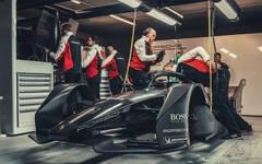 Porsche hat die ersten Testkilometer mit dem neuen Formel-E-Antrieb absolviert