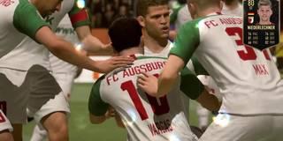 FIFA 20: Die Torjäger der Bundesliga-Hinrunde