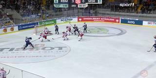 6:0 und Schlägerei! München katapultiert sich ins Viertelfinale