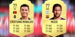 FIFA-20-Ratings veröffentlicht: Messi besser als Ronaldo