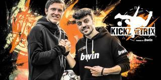 Kickz vs Trix: Fußball-Freestyler gegen Nationalspieler