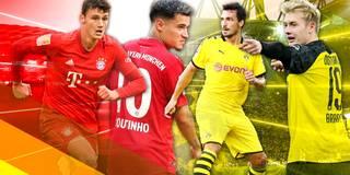Bayern vs. BVB: Wer hat die besseren Deals gemacht
