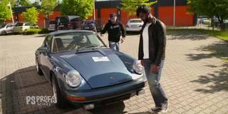 Die PS Profis - Schule | AJ sucht Porsche G Modell