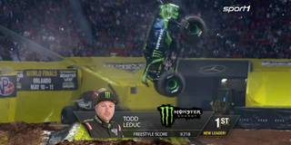 Monster Jam: Dieser Backflip schockt die Monster-Truck-Fans!