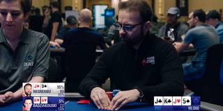 Full-House: So will Negreanu das Maximum rausholen