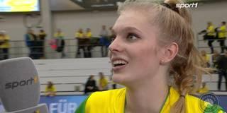 So erklärt Linda Bock die Niederlage gegen Schwerin