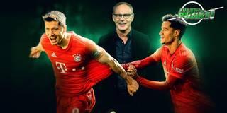 """Beckmann zu Lewy: """"Spielt noch bis 45"""""""